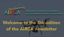 Welcome to the 8th edition of our AIRCA Newsletter