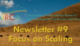 Welcome to the 9th edition of our AIRCA Newsletter