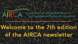 Welcome to the seventh edition of our AIRCA Newsletter