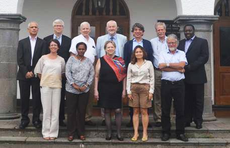 AIRCA-Annual Steering Committee Meeting