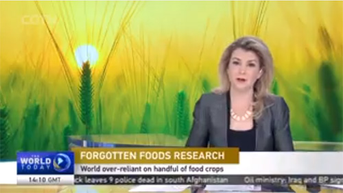 Forgotten Foods Research